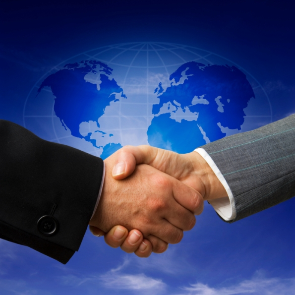 Global handshake